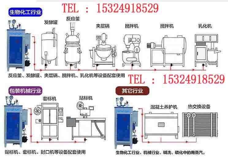 ldr 蒸气煮豆浆做豆腐专用蒸汽煮浆设备,全自动免检蒸汽发生器