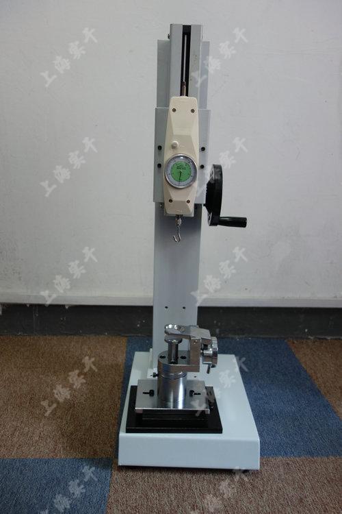 服装纽扣拉力测试仪图片 可配置SGNK表盘推拉力计