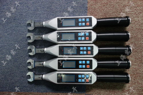 双向测量数显扭力扳手图片(可配开口头)