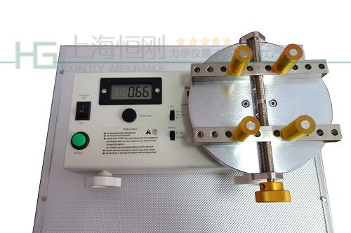 测试旋钮扭力测试仪