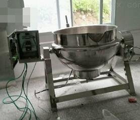 高粘度行星式搅拌锅