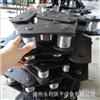 定制异型传动用小滚子输送链条 节距110mm小滚子特制链条