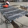 加工重型链板 63.5大滚子输送链板 可根据要求加提升板与挡边