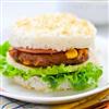 SS-70蛋肉米汉堡 饭饼成型机 可订制
